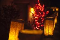 サンタフェのクリスマスイブ(ルミナリエ)
