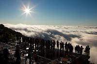 北海道 雲海テラス