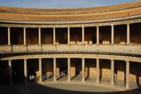 アルハンブラ宮殿 カルロス5世宮殿