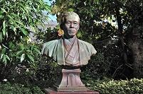 山口県 下関市 下関市立美術館, 狩野芳崖胸像