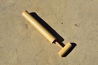 竹製 水鉄砲