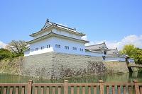 静岡県 駿府城公園 巽櫓と東御門