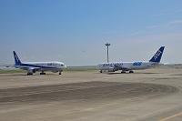羽田空港 東京国際空港 ANA B777-200 B767-300