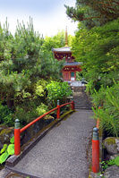 奈良県 桜井市 平等寺 二重塔釈迦堂