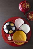 お正月の和食器