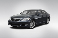 2011 Lexus LS LS460 in Gray 自動車