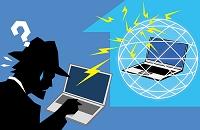 ハッカーの侵入を防ぐセキュリティ
