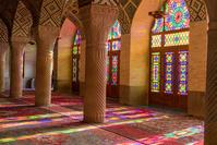 イラン シラーズ マスジェデ・ナスィーロル・モスク