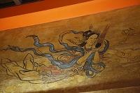 奈良県 談山神社 天女の像画