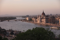 ハンガリー ブダペスト旧市街