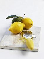 レモンと卸し金