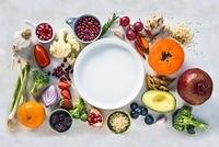 がんの予防に推奨される食品