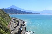 静岡県 富士山と駿河湾