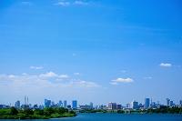 淀川と街並み
