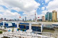 上海 黄浦江河岸