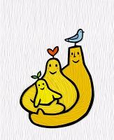 イラスト 「家族 2」