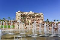 アラブ首長国連邦 アブダビ エミレーツパレスホテル