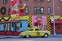 アメリカ合衆国 タクシー