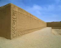 ペルー チャンチャン遺跡