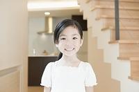 7歳の日本人の女の子