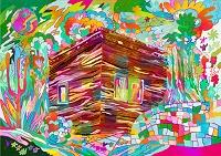 ル・コルビュジエの建築作品 カップ・マルタンの休憩小屋