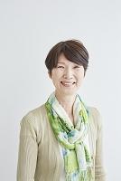 日本人のシニア女性