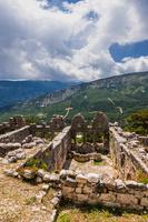 トルコ アンタルヤ県 アリカンダ遺跡