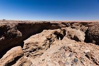 ナミビア ナミブ砂漠 シスレムキャニオン