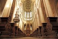 チェコ クトナー・ホラ 聖バルバラ教会