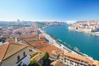 ポルトガル ポルトの町並み