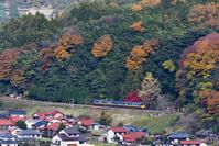 島根県 山口線 錦秋のキハ187系特急スーパーおき