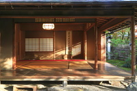 京都府 宝厳院の茶席