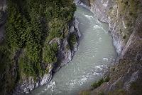 ニュージーランド 峡谷