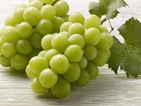 葡萄 シャインマスカット