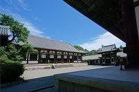 奈良県 唐招提寺 講堂