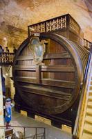 ドイツ ハイデルベルク城のワイン樽