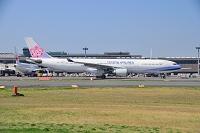 成田国際空港 チャイナエアライン A330-300