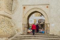 モロッコ ティトゥアン 門