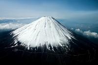 富士山(高度3,000mより撮影)