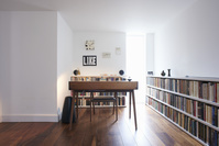 インテリア デッドスペースを活用した書斎