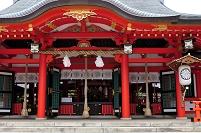 兵庫県 神戸市 生田神社 本殿