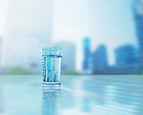 イメージ グラスの水