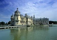 フランス シャンティイ城