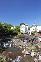 静岡県 修善寺温泉と独鈷の湯