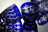 日本の切子ガラス
