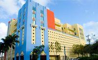 アメリカ マイアミ アール・デコの建物