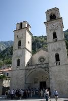 モンテネグロ コトル トリプン大聖堂