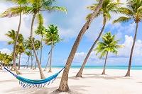 ドミニカ共和国  海と砂浜