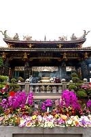 台湾 龍山寺 本殿