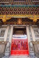 台湾 龍山寺 前門